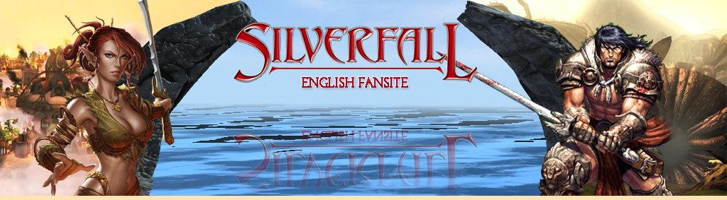 Silverfall English Fansite - walkthrough, maps, descriptions, downloads, infos, screenshots, Forum, hints&tricks etc.